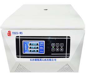 TDZ5-WS 台(tai)式低速離(li)心(xin)機(ji)
