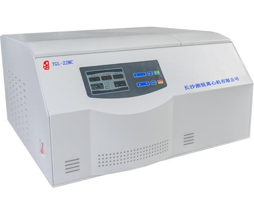 TGL-24MC 台(tai)式高速冷凍離(li)心(xin)機(ji)